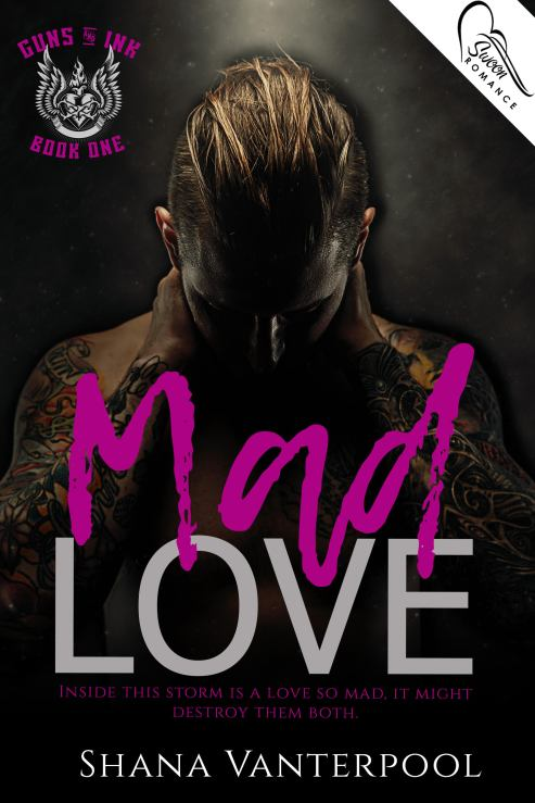 Mad Love eBook Cover