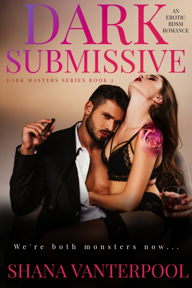 Dark Submissive ebook300DPI